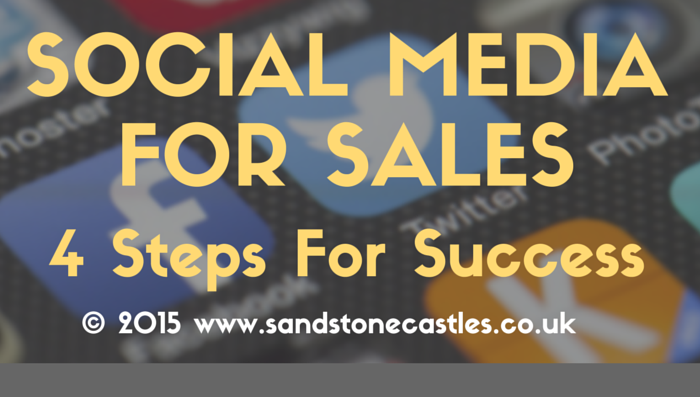 Social Media for Sales [Infographic]